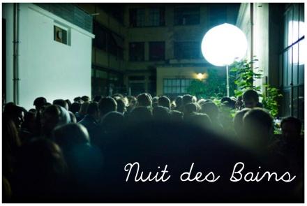 Nuit des Bains - mai 2010 © Olivier Vogelsang